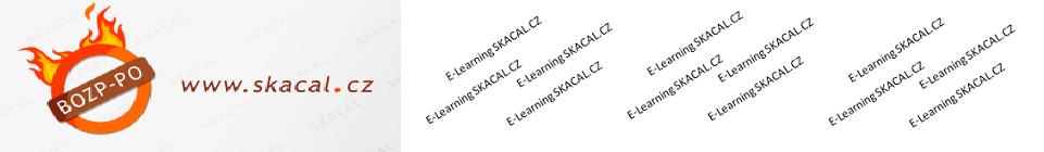 E-learning, www.skacal.cz